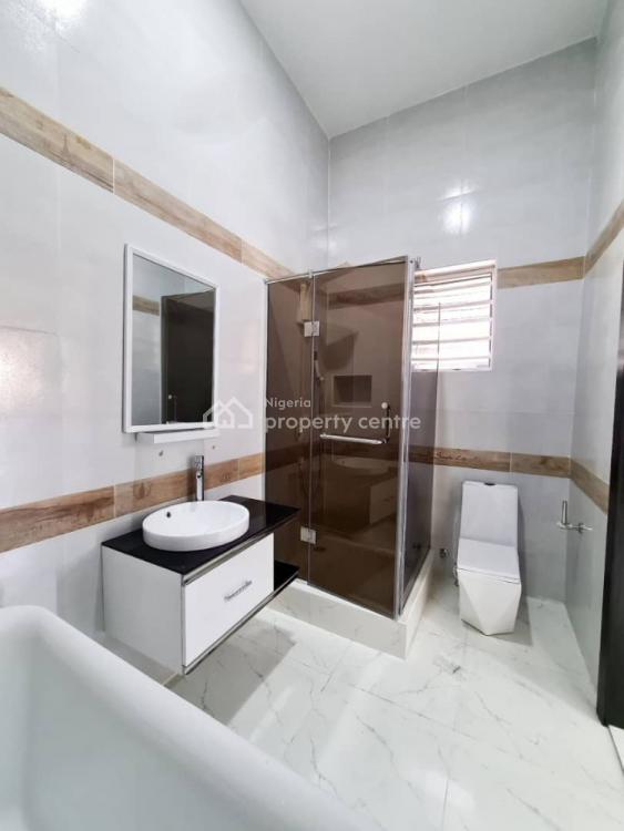 Fully Serviced 4 Bedroom Duplex with Bq, Ikate, Lekki, Lagos, Semi-detached Duplex for Sale