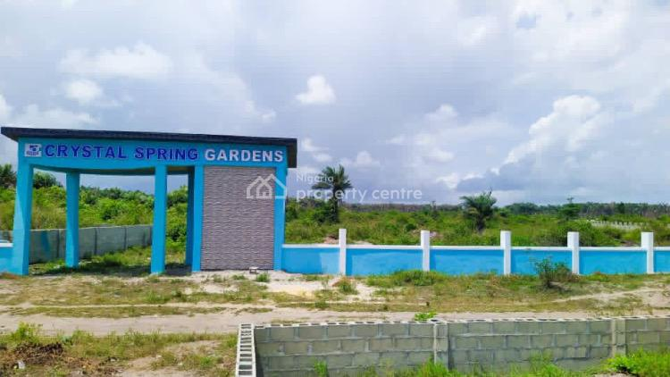 Large Plots of Land in a Top Business Location, Behind Eleganza, Eleko, Ibeju Lekki, Lagos, Residential Land for Sale
