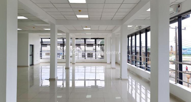 a Well Built 800sqm Open Plan Space, Surulere, Lagos, Plaza / Complex / Mall for Sale