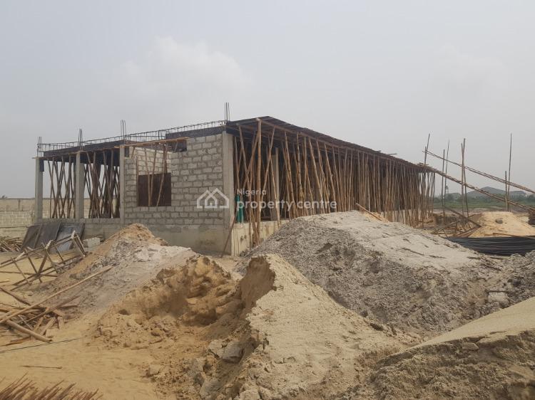 2 Bedroom Terrace in a Serene Estate, Lagos Business School Area, Ajah, Lagos, Terraced Duplex for Sale