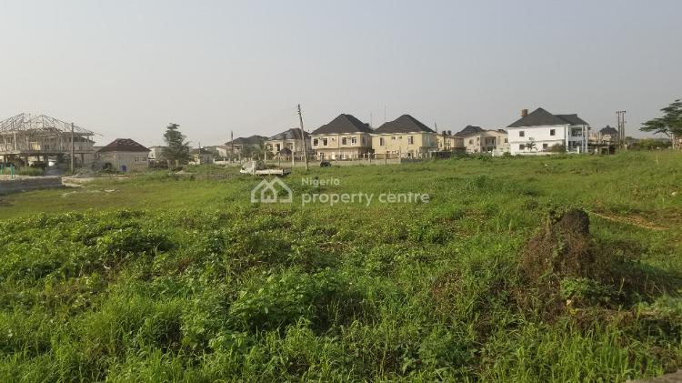 Available 300 Sqm in an Estate, Off Monastery Road, Sangotedo, Ajah, Lagos, Residential Land for Sale