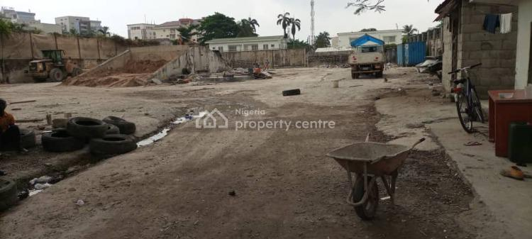 3500sqm Vacant Land for Commercial Use, By Intercontinental Hotel, Victoria Island (vi), Lagos, Mixed-use Land for Rent