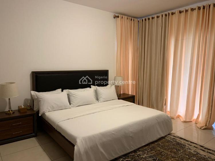 3 Bedroom Furnished Apartment, By Coza Church, Guzape District, Abuja, Flat Short Let