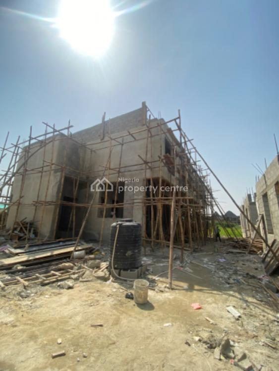 Lovely 3 Bedroom Apartment Penthouse in a Secured Estate, Lekki County, Ikota, Lekki, Lagos, Flat for Sale