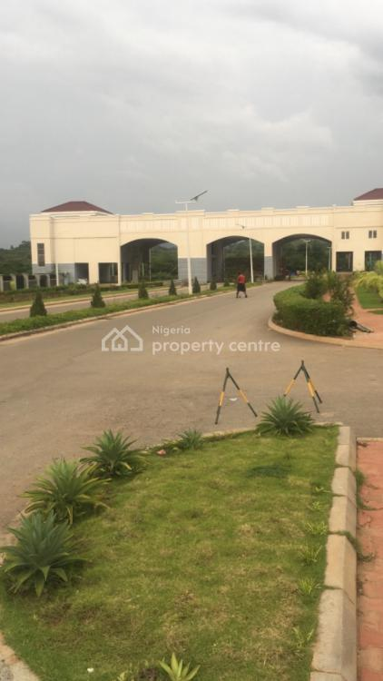 Luxury Semi Finished 3 Bedroom Flat, Brains and Hammers City, Life Camp, Abuja, House for Sale