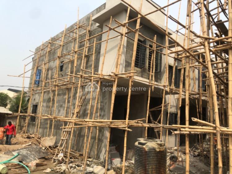 8 Units of 4 Bedroom Terrace Duplex, Agungi, Lekki, Lagos, Terraced Duplex for Sale