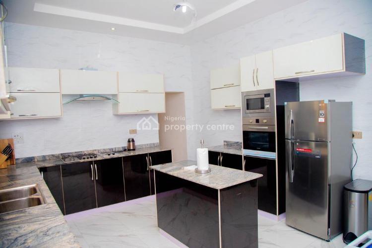 5 Bedroom Detached Duplex, Chevron, Lekki, Lagos, Detached Duplex Short Let