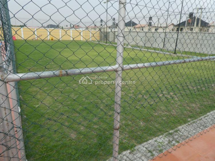 Large Plot of Land in High Brow Estate, Off Orchid Road, Lafiaji, Lekki, Lagos, Residential Land for Sale
