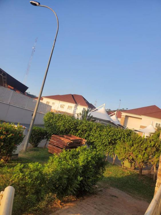 Fully Detached 5 Bedrooms House with Swimming Pool,  a Room Bq, Maitama District, Abuja, Detached Duplex for Rent