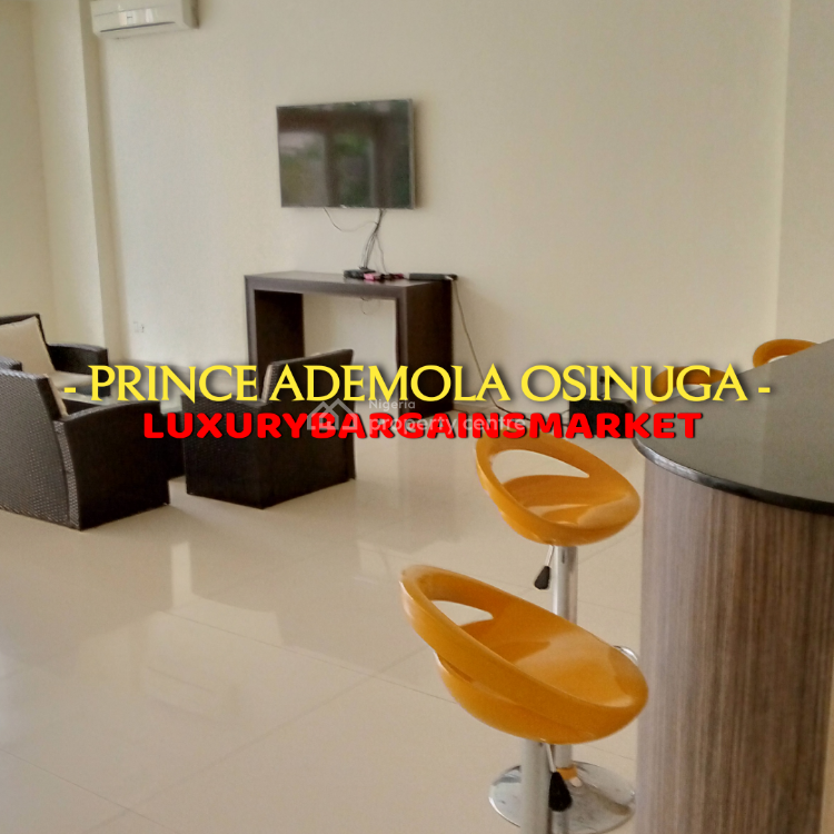 Highly Rated / One of The Best 3 Bedroom Apartments, Victoria Island (vi), Lagos, Flat for Rent