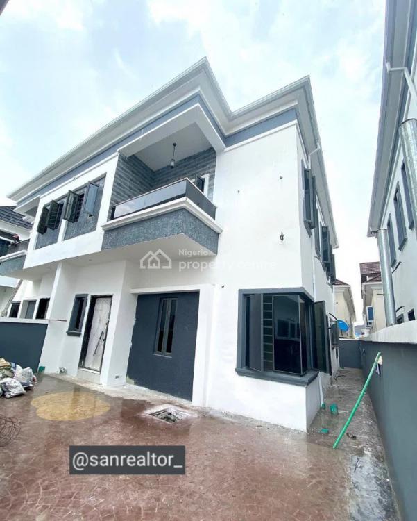 Luxury 4 Bedroom Semi-detached Duplex, 2nd Tollgate, Lekki, Lagos, Semi-detached Duplex for Sale