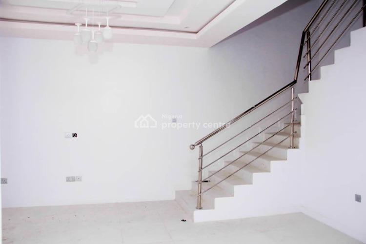 4 Bedrooms Terrace, Crown Terraces Court, Sangotedo, Ajah, Lagos, Terraced Duplex for Sale