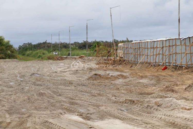 Dry Luxury Land Located in Beautiful Estate ( Total Fees), Abraham Adesanya, Ajah, Lagos, Residential Land for Sale