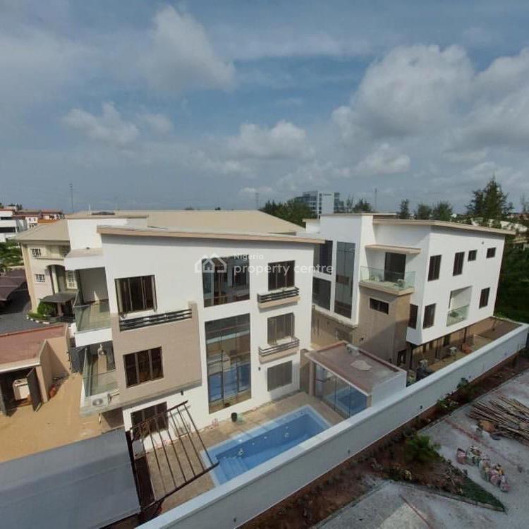 Luxury Newly Built 5 Bedrooms Duplex, Banana Island, Ikoyi, Lagos, Detached Duplex for Sale