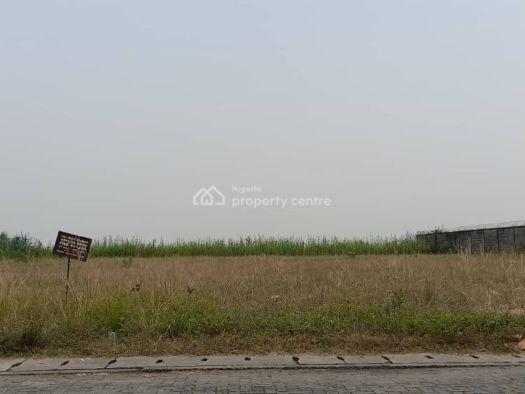 Waterfront Land Measuring 3500sqm, Victoria Garden City., Lekki, Lagos, Residential Land for Sale