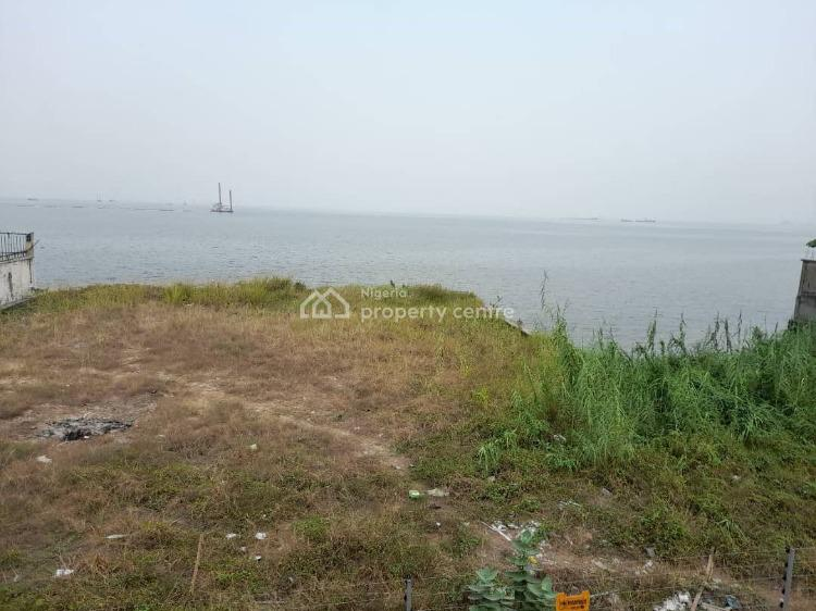 Waterfront Land Measuring 950sqm with a Drive Way, Vgc, Lekki, Lagos, Residential Land for Sale