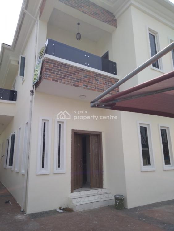 Five Bedroom Detached Duplex with Bq, Ikota, Lekki, Lagos, Detached Duplex for Sale