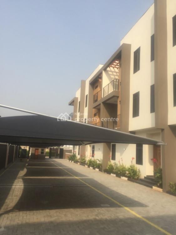 a Luxury 4 Bedroom Terraced Duplex with 2 Big Sitting Rooms, Oniru, Victoria Island (vi), Lagos, House for Sale