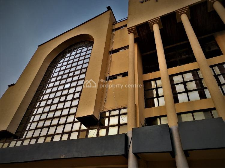 400 Sqmt Open Office in a High Class Office Plaza, Opebi, Ikeja, Lagos, Office Space for Rent