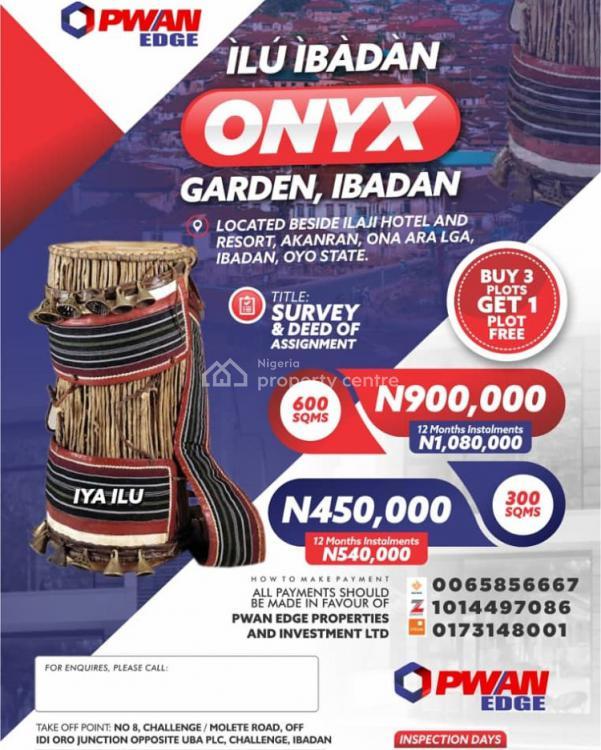 Land, Akanran, Ona Ara, Oyo, Land for Sale