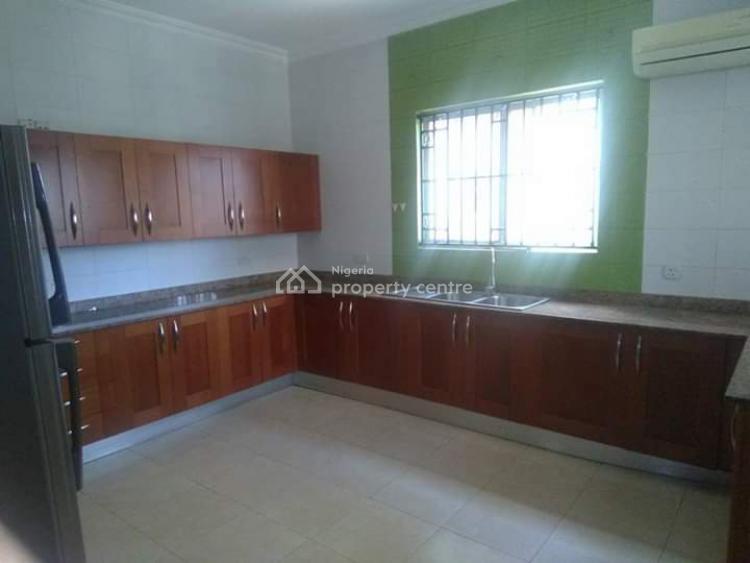 Waterfront 4 Bedrooms Semi Detached Duplex, Banana Island, Ikoyi, Lagos, House for Sale