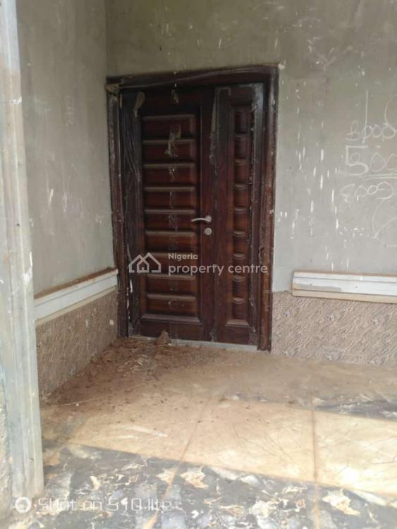 70% Built 4 Bedrooms Bungalow in a New Developing Area, Owerri Municipal, Imo, Detached Bungalow for Sale