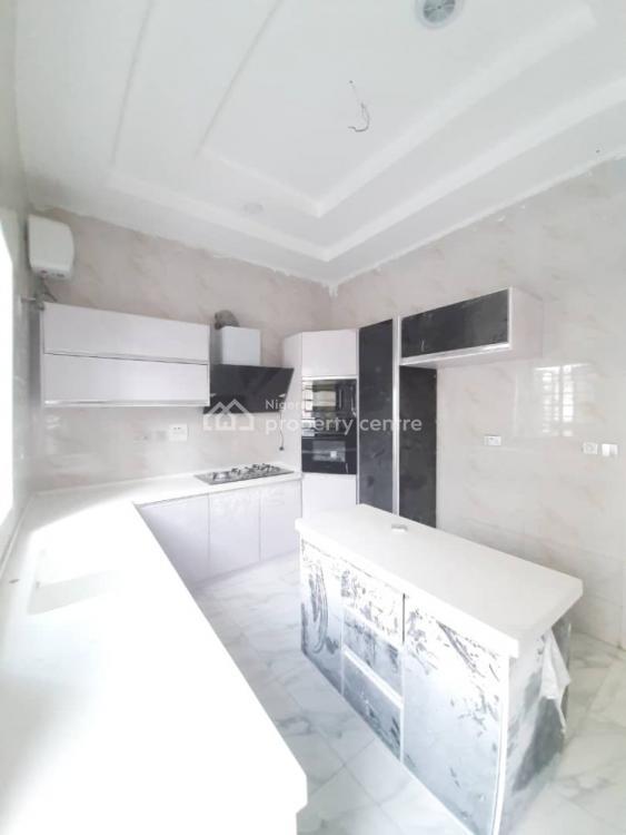 4 Bedrooms Semi Detached Duplex and a Bq, Chevron Drive, Lekki Phase 2, Lekki, Lagos, Semi-detached Duplex for Sale