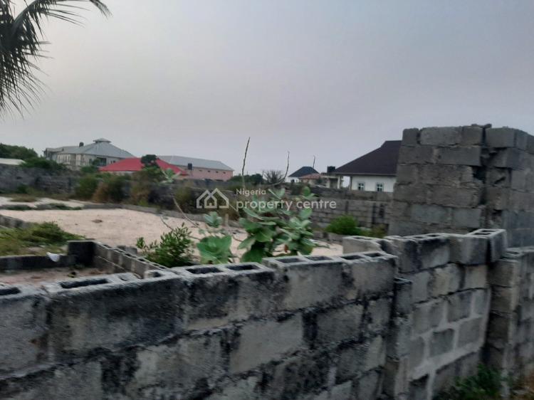 8 Plots of Land Facing Ocean, Okun Ajah, Attican Beach Road, Ajah, Lagos, Mixed-use Land for Sale