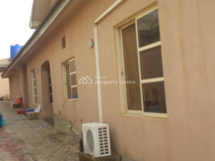 3 Bedrooms Bungalow with a 1 Bedroom Pent Floor, Noble Chris Avenue, Voera Estate, Berger, Arepo, Ogun, Terraced Bungalow for Sale