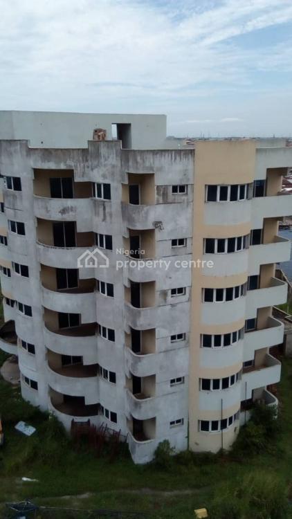 24 Sets of 3 Bedroom Flat, Marine Road, Gra, Apapa, Lagos, Block of Flats for Sale