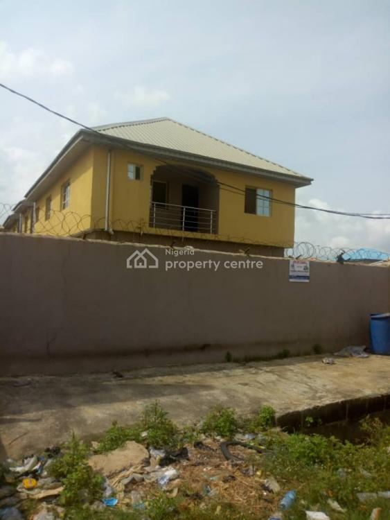 6 Units of 3 Bedrooms and 2 Bedrooms House, 3, Obalaide Estate, Ibeshe, Ikorodu, Lagos, House for Sale