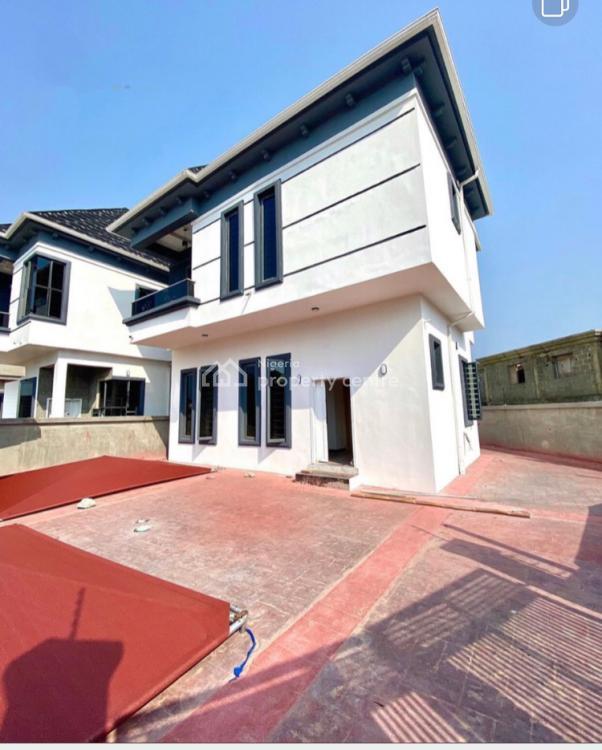 4 Bedroom Detached Duplex with Bq, Ikota, Lekki, Lagos, Detached Duplex for Sale
