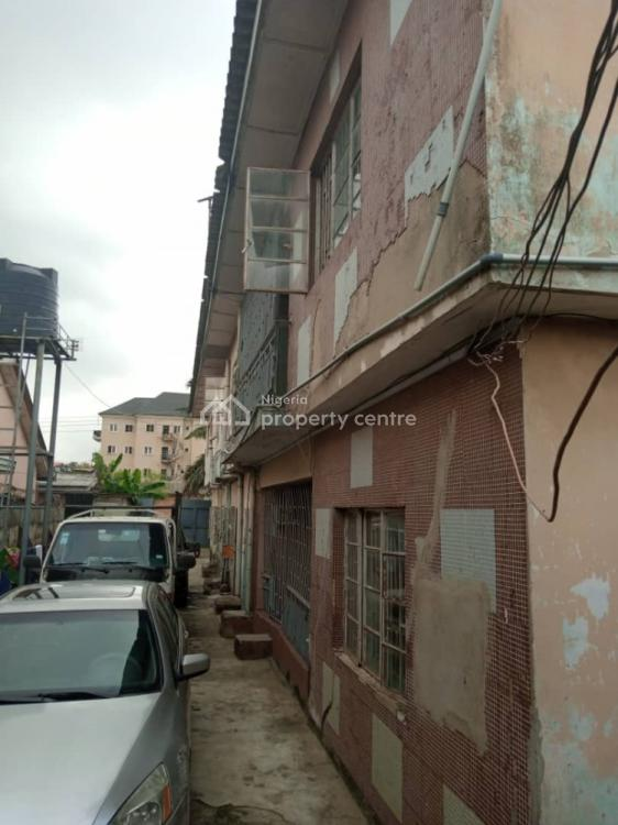 Block of Flats, Okota Road, Okota, Isolo, Lagos, Block of Flats for Sale