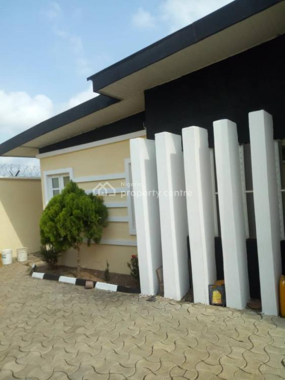 Newly Built 5 Bedroom Bungalow, Agbofieti Area Off Akilapa Estate, Jericho, Ibadan, Oyo, Detached Bungalow for Sale
