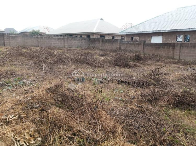 a Plot of Land, Akingbile Area Moniya, Ibadan, Oyo, Residential Land for Sale