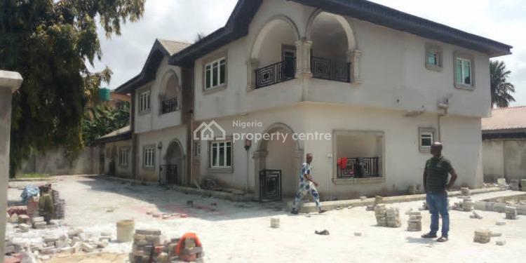 2 Bedroom Semi Detached Duplex, Effurun Gra, Warri, Delta, Semi-detached Duplex for Rent