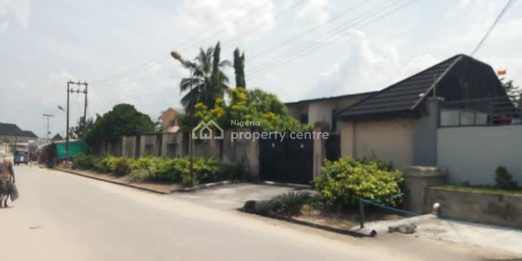 2 Bedroom  Semi-detached Bungalow, Efurrun Gra, Warri, Delta, Semi-detached Bungalow for Rent