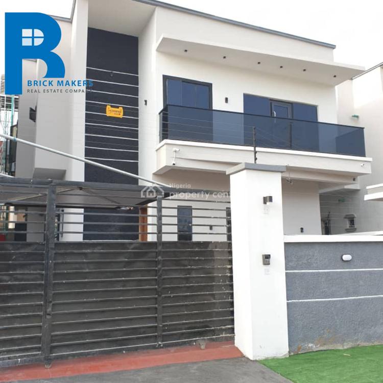 4 Bedroom Fully Detached with Bq, Ikota, Lekki, Lagos, Detached Duplex for Sale