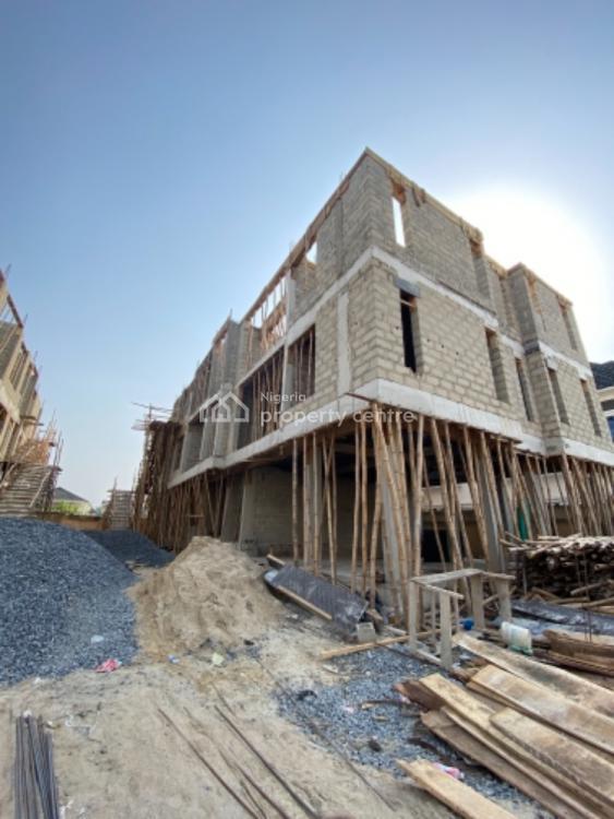 Brand New Units of Beautifully Finished 2 Bedroom Flat, Agungi, Lekki, Lagos, Flat for Sale