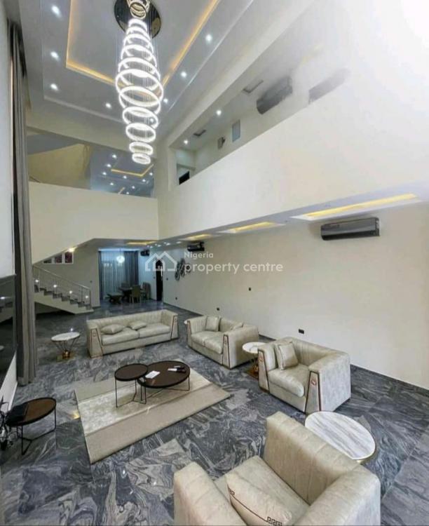 Luxury 6 Bedrooms Fully Furnished Duplex, Lekki Phase 1, Lekki, Lagos, Detached Duplex for Sale