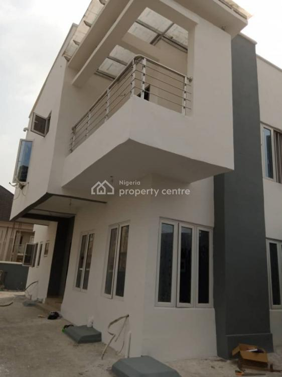 Luxury 3 Bedroom Duplex (self Compound) in an Estate, Maryland, Lagos, Semi-detached Duplex for Sale