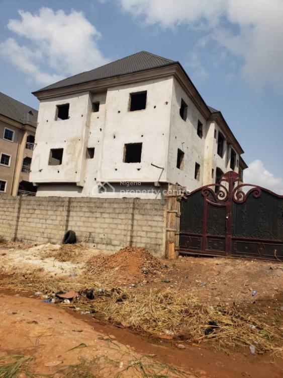 70% Completed 6 Units of 3 Bedroom Flat in a Serene Environment, Owerri Municipal, Imo, Mini Flat for Sale