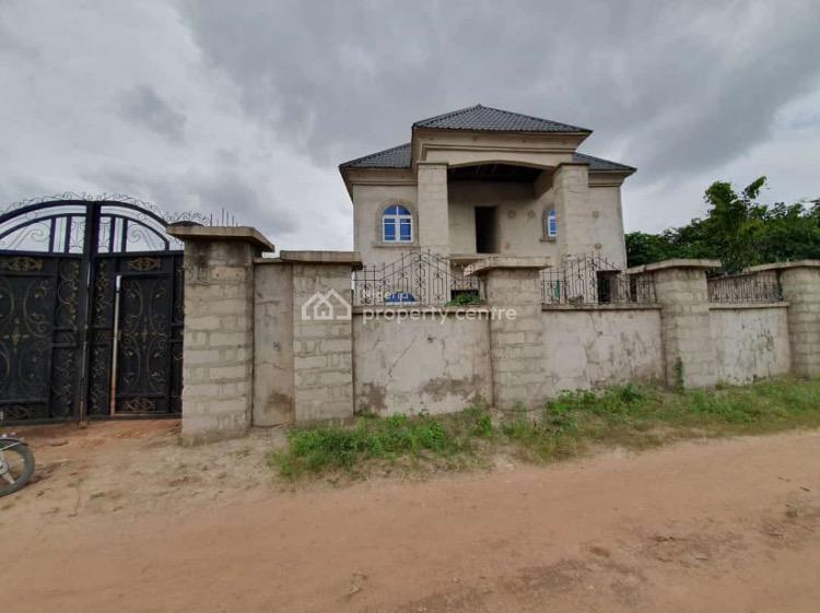 a 6 Bedroom Duplex All Ensuite Attached to a 2 Flats of 2 Bedrooms, Owerri Municipal, Imo, Detached Duplex for Sale