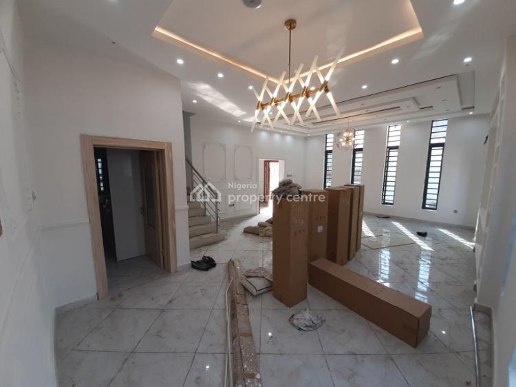 Massive and Classy 5 Bedroom En-suite Fully Detached Duplex, Bridgegate Estate, Agungi, Lekki, Lagos, Detached Duplex for Sale