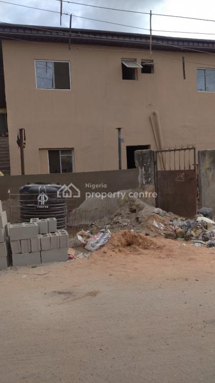 Block of 4 Units Mini Flat and Two Bedroom Apartment, Oworo Road Oworoshoki Lagos, Oworonshoki, Kosofe, Lagos, Block of Flats for Sale