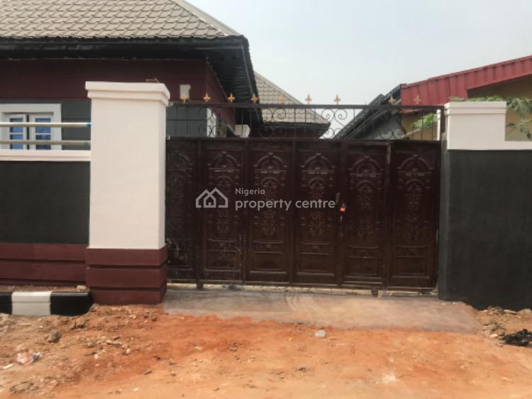 4 Bedroom Bungalow All Ensuite Located in a Serene Environment, Owerri Municipal, Imo, Detached Bungalow for Sale