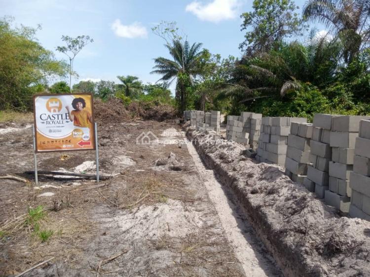 Castle Royale Extension, Castle Royale Estate, Ode Omi, Ibeju Lekki, Lagos, Residential Land for Sale