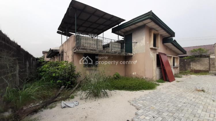 Well Located and Price Friendly 3 Plots of Land with C of O, Woji Road, Woji, Port Harcourt, Rivers, Mixed-use Land for Sale