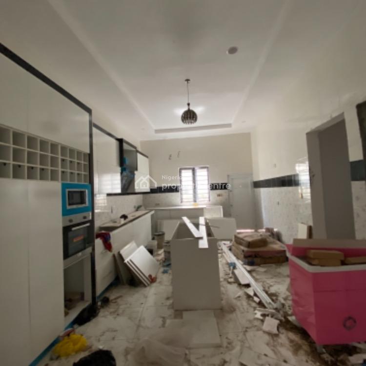 Brand New 5 Bedroom Contemporary Fully Detached Duplex, Chevron Drive, Lekki, Lagos, Detached Duplex for Sale
