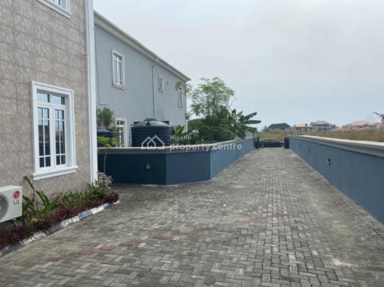 Lovely 5 Bedroom Detached House in an Estate with Nice Infrastructure, Royal Gardens Estate, Lekki Expressway, Lekki, Lagos, Detached Duplex for Sale